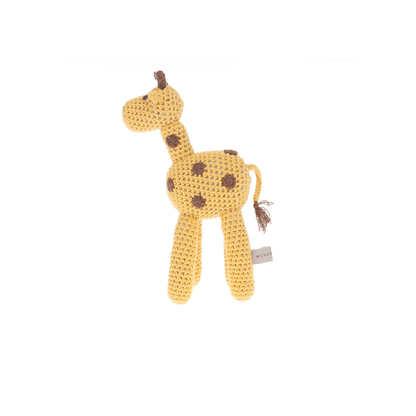 'Genevieve the Giraffe', £24.95, Mungo & Maud (mungoandmaud.com)