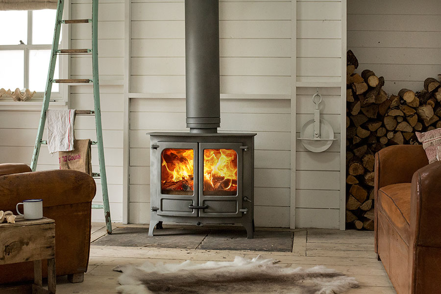 Charnwood Stoves Elle Decoration Uk