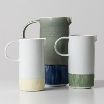 Tableware-by-Derek-Wilson,-porcelain,-from-£28