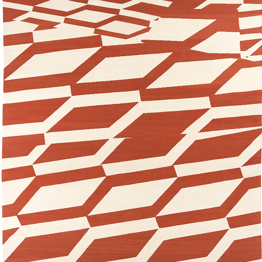 Rugs by the Brazilian artist Cipriano Martinez for Vanderhurd (vanderhurd.com)