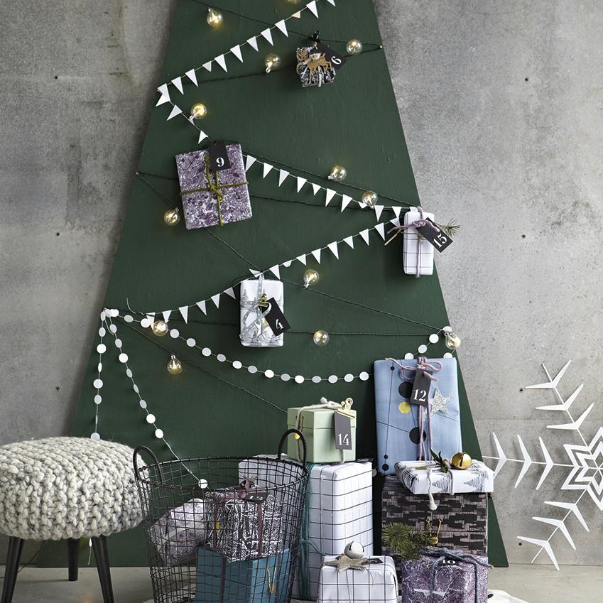 Elle decoration uk christmas tree alternatives for Elle decoration uk