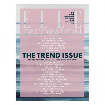 Elle Decoration (Uk) - miesięcznik - prenumerata roczna już od 59,90 zł