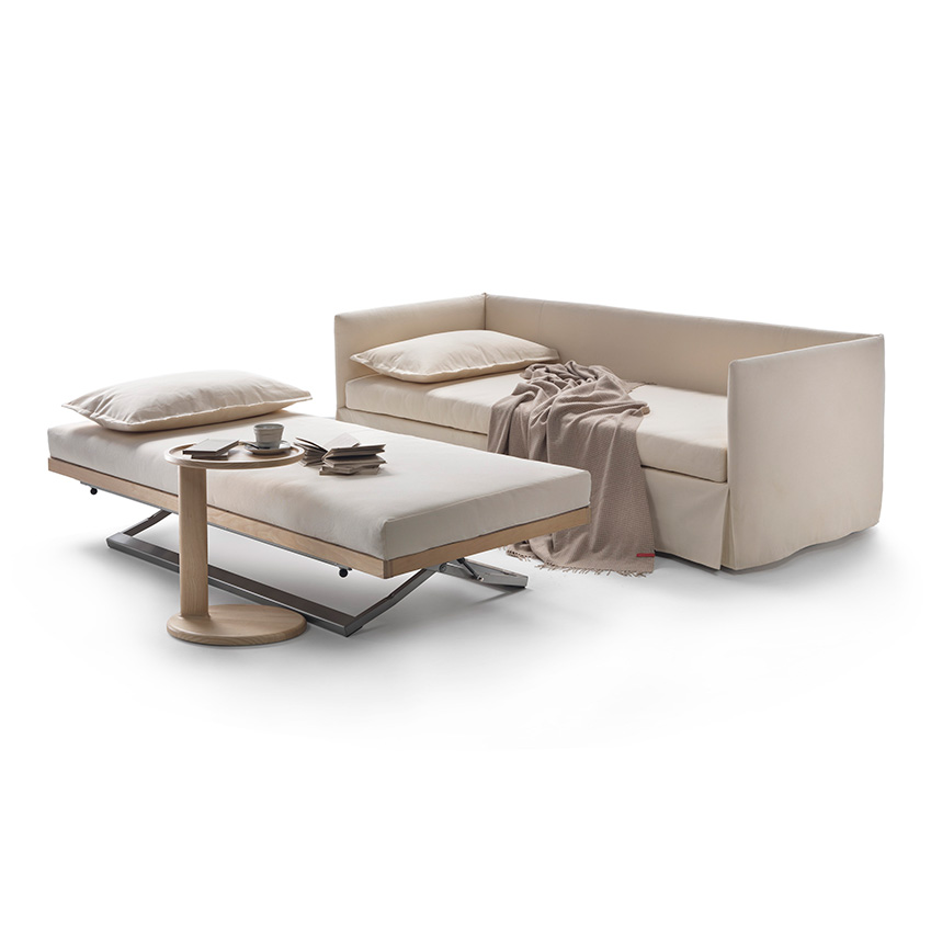 Twins Sofa Bed By Flexform Elle Decoration Uk