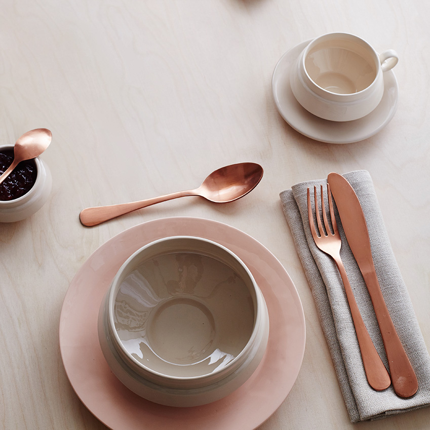Breakfast Tableware By Hend Krichen Elle Decoration Uk