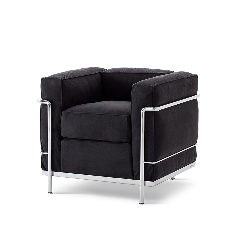 lc2 armchair by cassina elle decoration uk. Black Bedroom Furniture Sets. Home Design Ideas