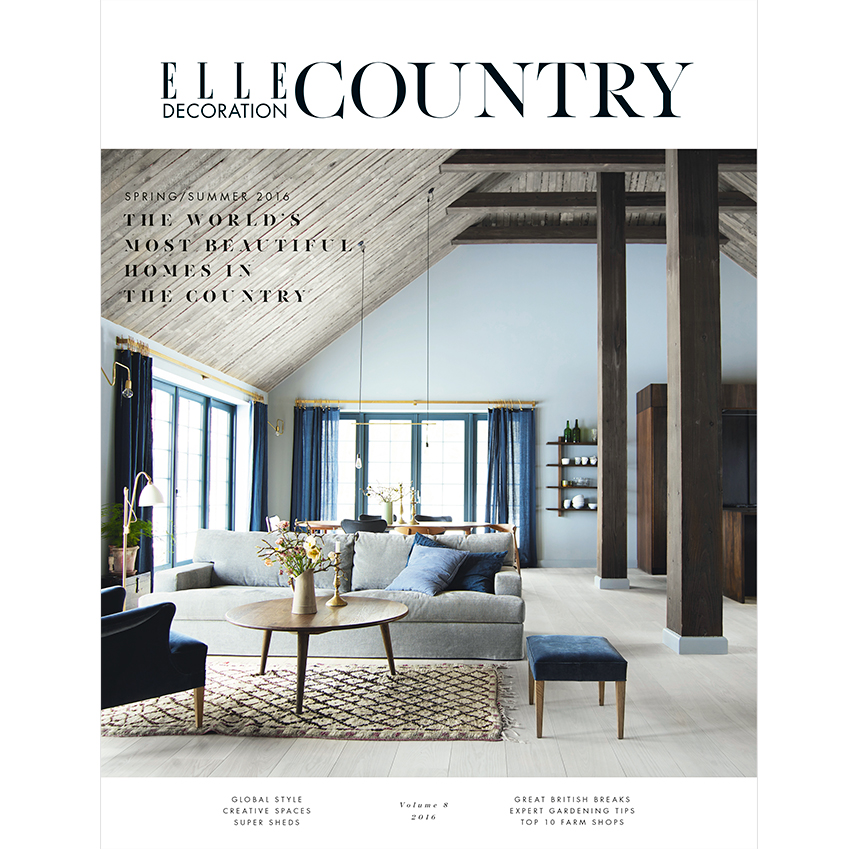 Elle decoration country volume 8 elle decoration uk for Accessoire deco