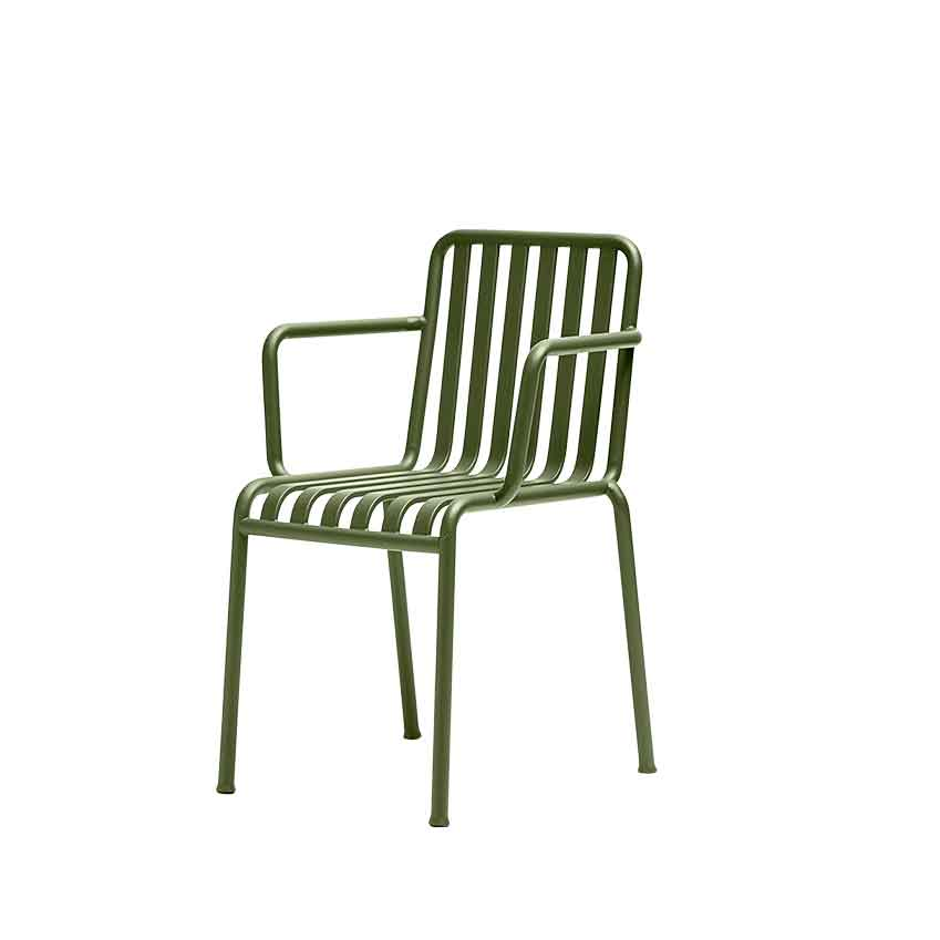 'Palissade' side chair by Ronan and Erwan Bourollec for Hay, £159, SCP (scp.co.uk)
