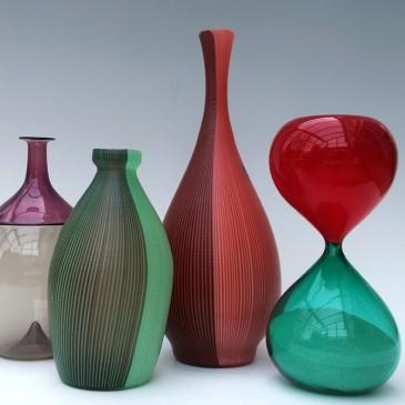 LPDF_16_Horton-London_Venini-glassware-Photo-includes-pieces-by,-Tapio-Wirkkala,-Carlo-Scarpa-and-Paolo-Venini-Prices-from-£700.00
