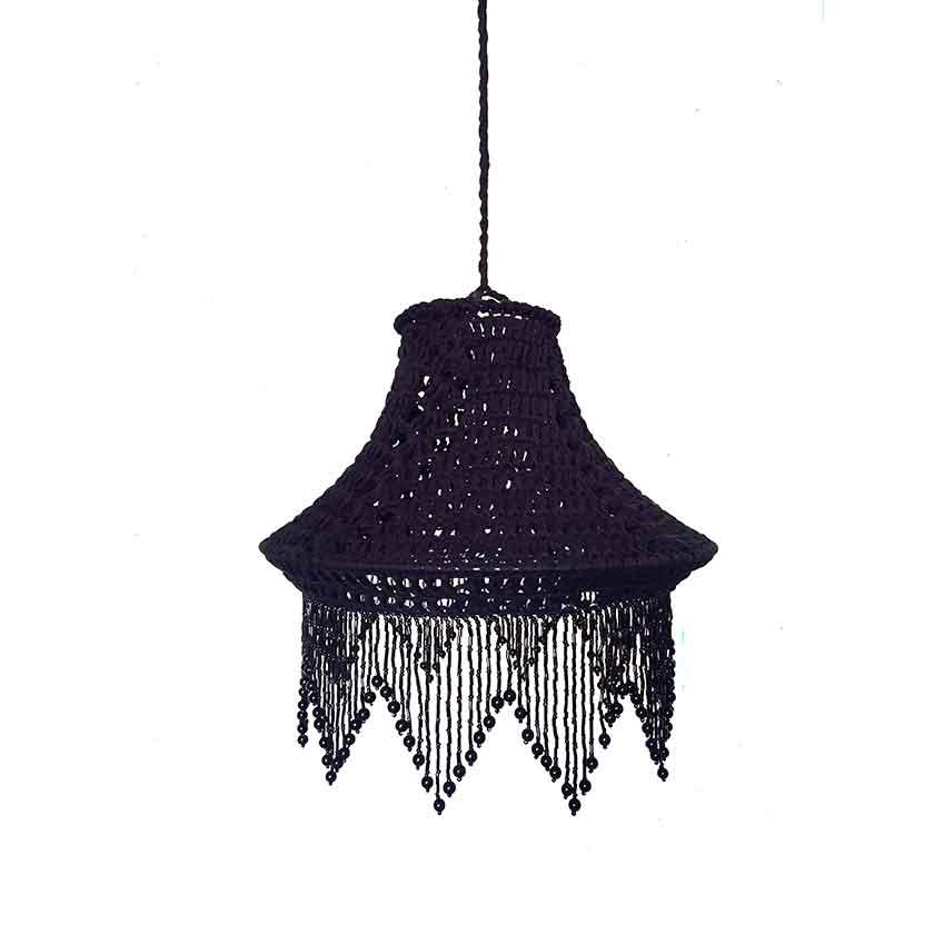 'Bardot' lampshade, £65 (curiousegg.com)
