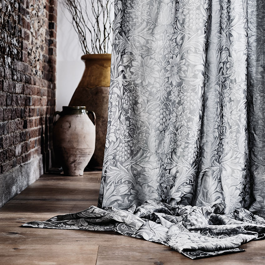 Modern William Morris Fabrics By Morris Amp Co Elle