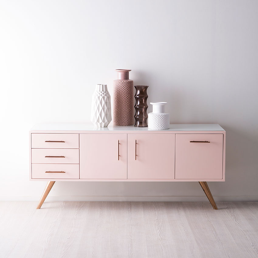 Pink Paints Furniture And Accessories Elle Decoration Uk