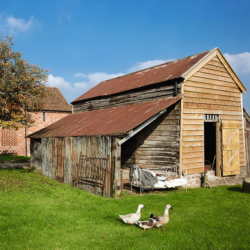 Redford Farm Barns